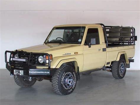 Toyota Land Cruiser Pick-Up, 4.2D Brutus, 2005 | Car or ...