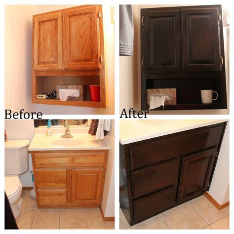 staining kitchen cabinets black restaining oak cabinets cabinets matttroy 5700