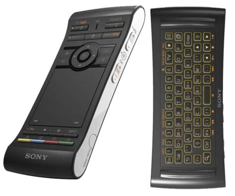 sony android tv remote sony s tv gets 3d set top box and new
