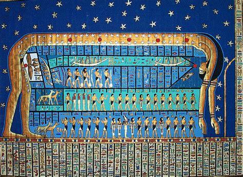 cosmogonie egyptienne  voto  la lune compagnie