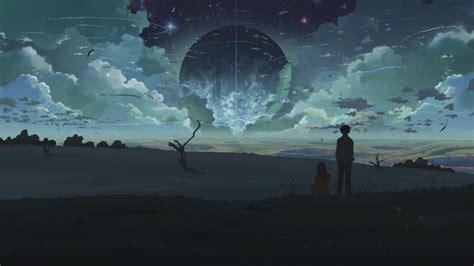 anime dark landscape wallpapers full hd  cool