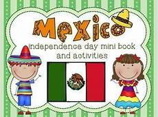 Mexico Independence Day Mini Book and Activities Viva