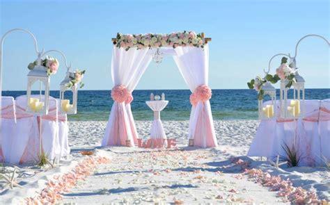 affordable florida beach wedding packages beach weddings