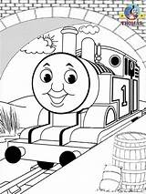 Coloring Boys Train Thomas Friends Printable Rescue Misty Island Children Colouring Worksheets Tunnels Amis Ses Template Training Shopping Colorier Tank sketch template