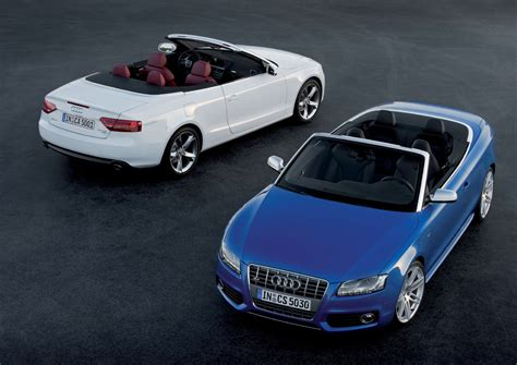 09 Audi S5 by Audi S5 Cabriolet Technical Details History Photos On