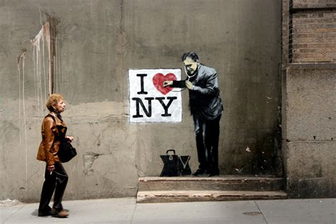 Movie Segments for Warm-ups and Follow-ups: Banksy Does ...