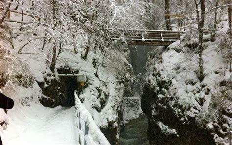 partnachklamm  winter jewel  garmisch partenkirchen