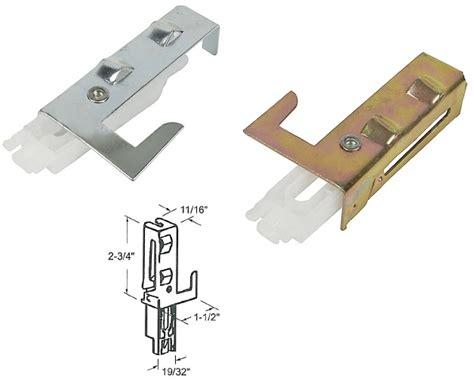 Closet Door Bottom Guide For Acme And Stanley Closet Doors