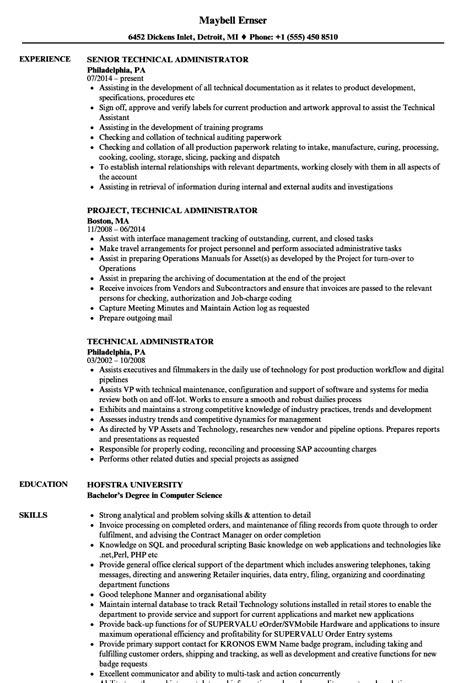 linux administration resume radaircarscom