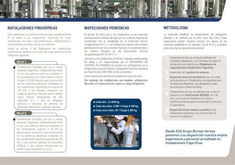 portal bureau veritas instalaciones frigorificas