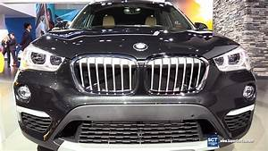 Bmw X1 Sdrive : 2018 bmw x1 sdrive 28i exterior and interior walkaround 2017 la auto show youtube ~ Melissatoandfro.com Idées de Décoration