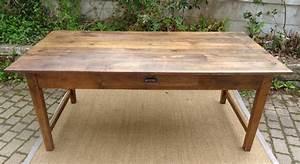 Table Ancienne De Ferme : table de ferme ancienne ~ Teatrodelosmanantiales.com Idées de Décoration