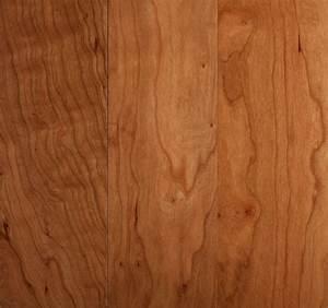 cherry wood floor With parquet merisier