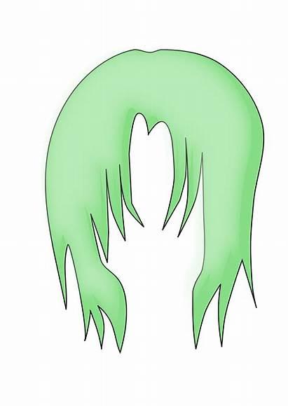 Hair Anime Clipart Icons Medium Pluspng Transparent