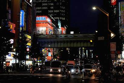 Akihabara Tokyo Airport Beer Haneda Lights Arcade
