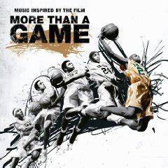More Than a Game (soundtrack) - Wikipedia