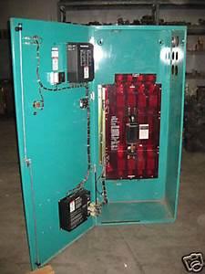 Onan 800 Amp Oncu 800c Transfer Switch 120  208 4w