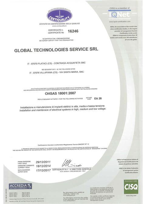 Sede Legale Enel Distribuzione Spa by Global Technologies Service S R L
