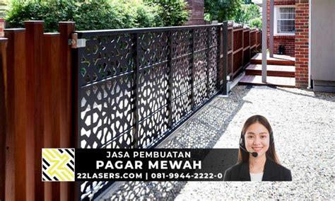 Untuk tren desain pagar rumah minimalis di. 57+ Desain Pagar Besi Hollow Minimalis Trend Update 2020