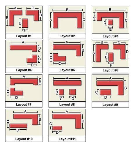 kitchen layout  layout room