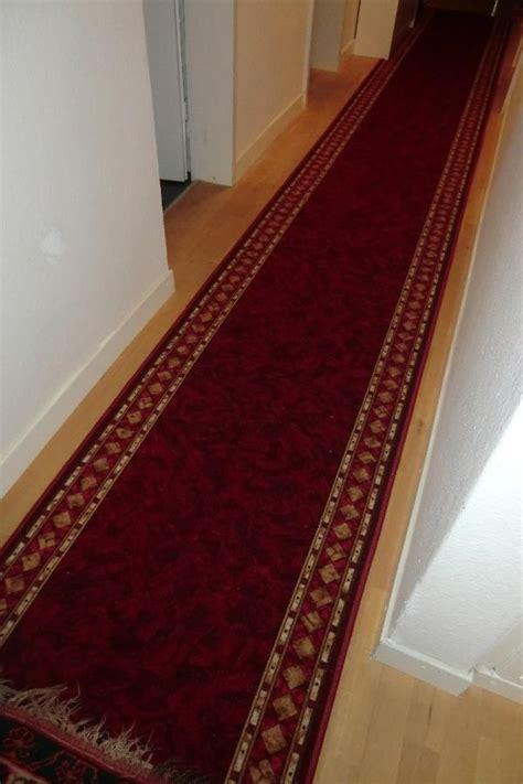 Teppich 2x3 Meter Teppich Läufer Rot Gemustert Neu Maxi 600x80 100