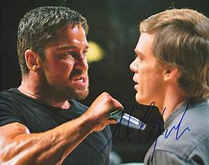Michael C. Hall Signed Autographed Photo Gerard Butler ...