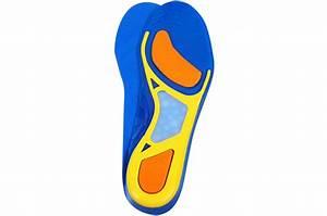 Semelle En Gel : semelle voute plantaire anatomique en gel chaussures pro ~ Melissatoandfro.com Idées de Décoration