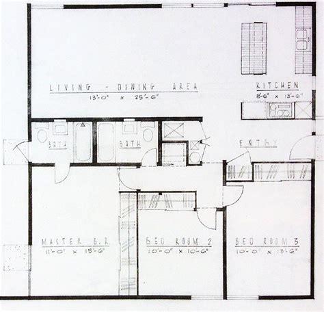 builders house plans luxury mid century modern homes floor plans home