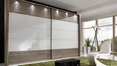 200-400cm Truffle Oak/glass/mirrored