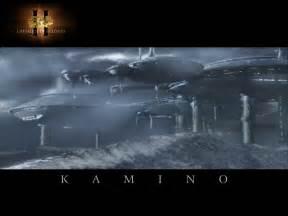 Star Wars Planet Kamino