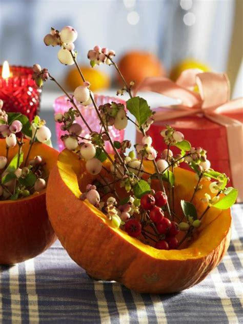 Herbstliche Dekorationen Für Den Tisch by Herbstliche Dekoration Neue Sch 246 Ne Vorschl 228 Ge
