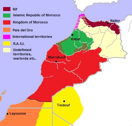 Republic of Rif (1983: Doomsday)   Alternative History   FANDOM powered by Wikia