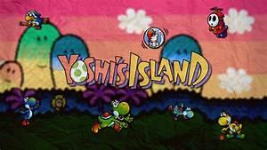 Yoshi's Island Computer Wallpapers, Desktop Backgrounds ...