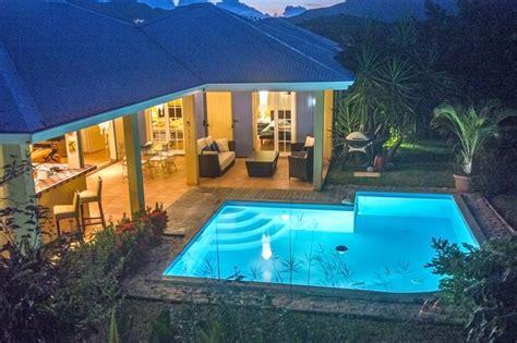 chambre air location villa martinique le diamant avec piscine privee