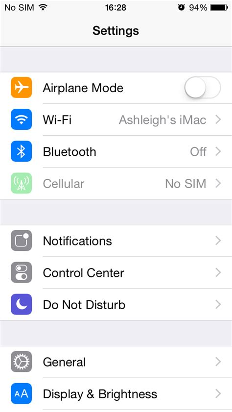 how to tell what version iphone how to tell which version of ios is running on your