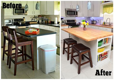 how to install a kitchen island how to install butcher block on a kitchen island hometalk