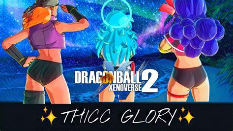 thicc glory  ft akame asia  yuri dragon ball