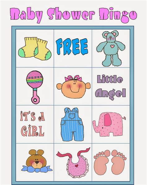 bingo en colores para baby shower para imprimir gratis oh my beb 233