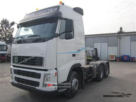 volvo heavy volvo fh 520 2008 heavy load photos and info