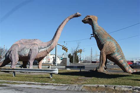 unique dinosaur park  washington dc