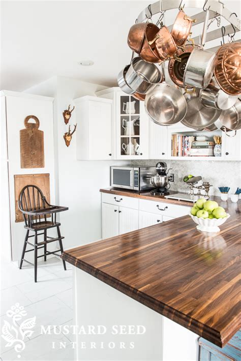 tips for choosing butcher block counter tops cherished bliss