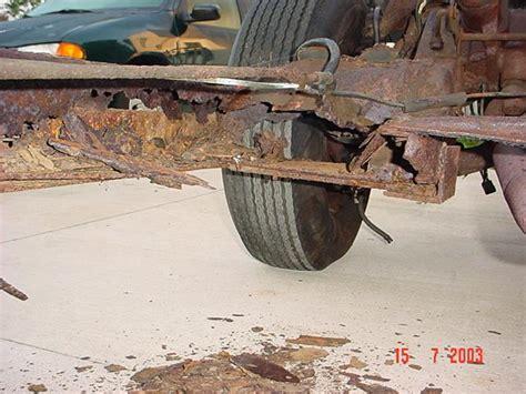 frame galaxie rust worst seen ever rot ford begun rusty worse fordmuscleforums convertible needs help saving
