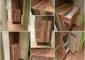Custom Built Gun Cabinets by Storage Cabinets Made Out Of Pallets 101 Pallets