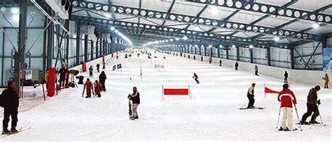 piste de ski interieur belgique snowhall amneville les thermes