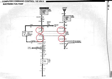 Carb 305 Chevy Engine Wiring Diagram by Tpi To Carb Fuel Wiring And Harness Third