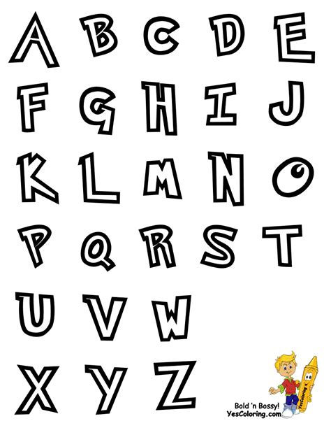 preschool alphabet coloring pages free numbers