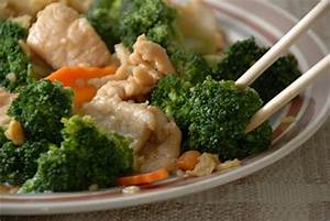 Chinese take out at homeChicken and broccoli recipe
