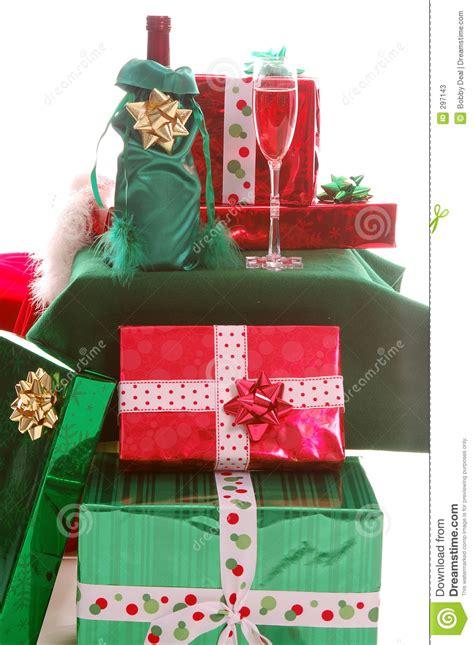 christmas gifts stock photos image 297143