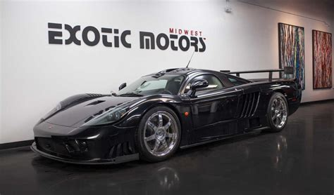 bmw supercar concept black on black saleen s7 twin turbo for sale