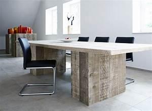 Tisch Aus Bohlen : bauholz design tisch aus gebrauchten bohlen ~ Sanjose-hotels-ca.com Haus und Dekorationen